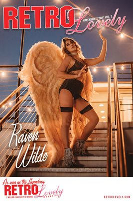 Raven Wilde Cover Poster