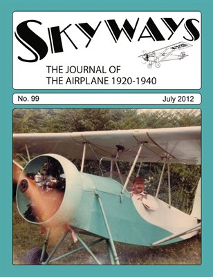 Skyways #99 - July 2012