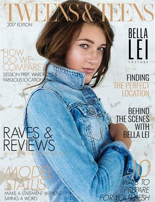 Bella lei Couture - Tweens & Teens Client Inquiry