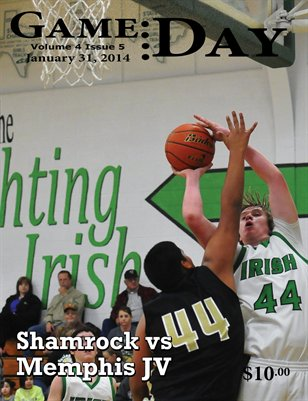 Volume 4 Issue 5 - Shamrock vs Memphis JV Boys