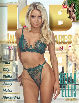 IOB MAGAZINE MARCH 2020