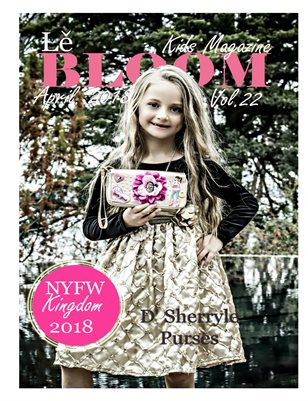 Le Bloom Kids Magazine Annabella Wall