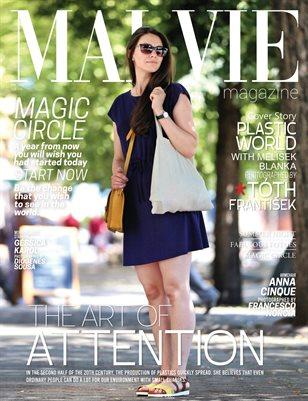 MALVIE Magazine The Artist Edition Vol 136 February 2021