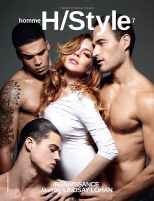 HOMME STYLE Magazine Renaissance S/S 2015