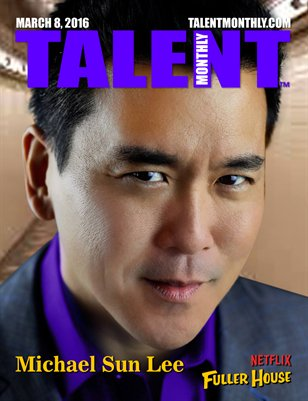 Talent Monthly Magazine - March 8, 2016