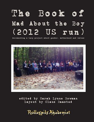 The Book of Mad About the Boy (2012 US run)