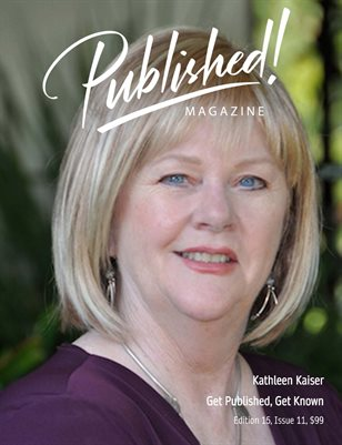 PUBLISHED! #15 Excerpt featuring Kathleen Kaiser!