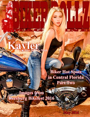 Biker Dollz Magazine May 2016
