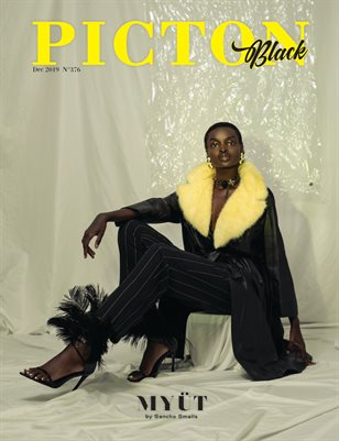 Picton Magazine December 2019 N376 Black Cover 2