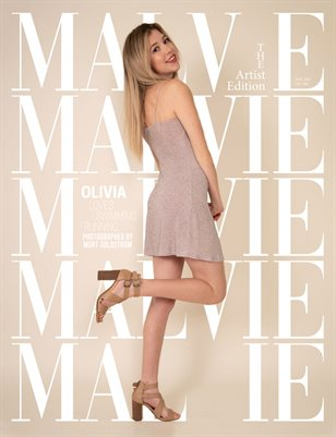 MALVIE Magazine The Artist Edition Vol 106 January 2021