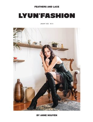 LYUN ISSUE No.13 (VOL No.6)