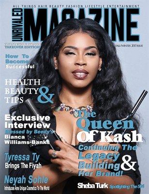 Unrivaled Magazine Fall/Winter 2015
