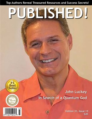 PUBLISHED! Excerpt featuring John Luckey
