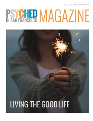 Psyched in San Francisco Magazine