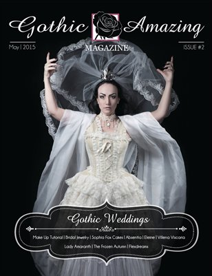 Gothic And Amazing Magazine #2