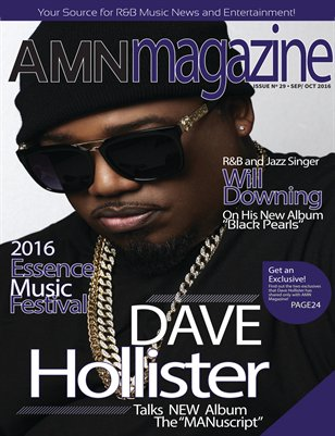 AMN MAGAZINE, Issue #29