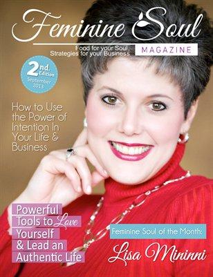 Feminine Soul Magazine - September 2013