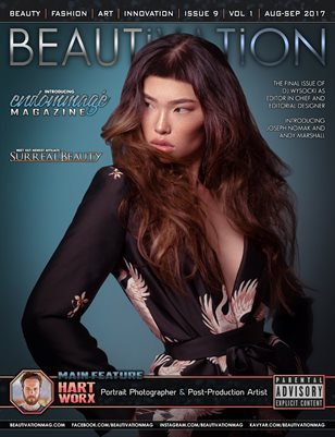 Beautivation Magazine #9 (Vol. 1)