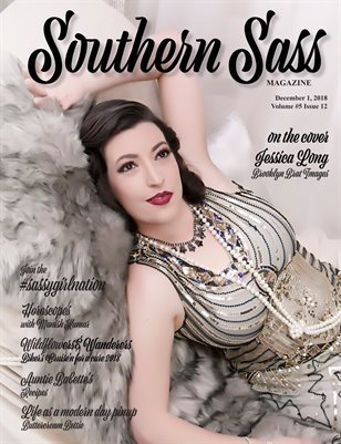 Southern Sass Magazine December Issue