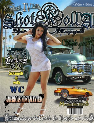 Shotkolla mag issue 2 vol 1