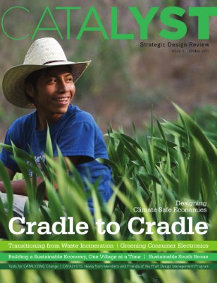 Designing Climate-Safe Economies: Cradle to Cradle