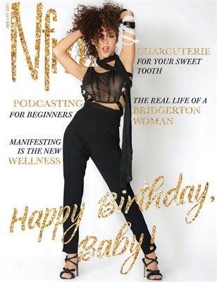 Nfm Anniversary Issue 48, January '21