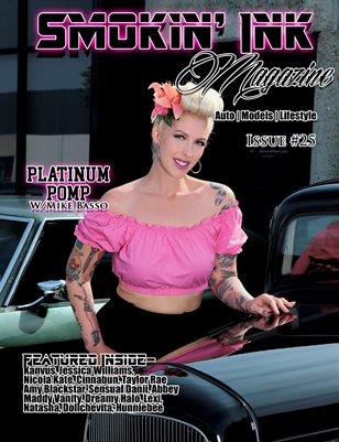 Smokin' Ink Magazine Issue #25 - Platinum Pomp
