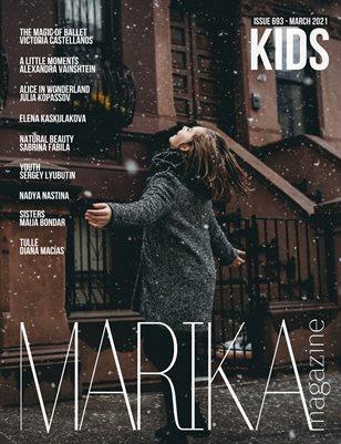 MARIKA MAGAZINE KIDS (ISSUE 693 - MARCH)