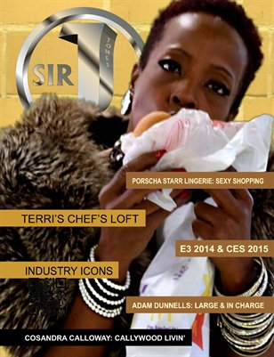 Sir Jones Mag:: Issue 005:: Welcome 2015 Issue