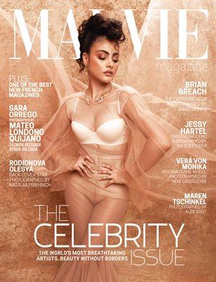 MALVIE Mag The Celebrity ISSUE Vol. 03 October 2020