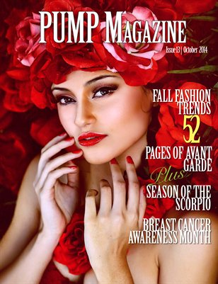 PUMP Magazine Issue 13 Avant Garde