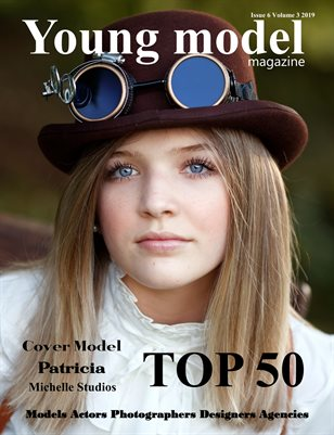 Young Model magazine Issue 6 Volume 3 2019 SUMMER TOP 50