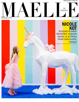 Maelle Kids UK Edition 2 Nicole Kot