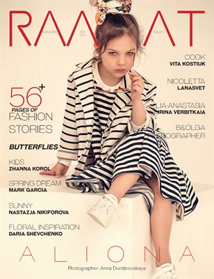 RAAMAT Magazine May 2021 Teen Edition Issue 7