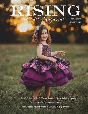 Rising Model Magazine Issue #140