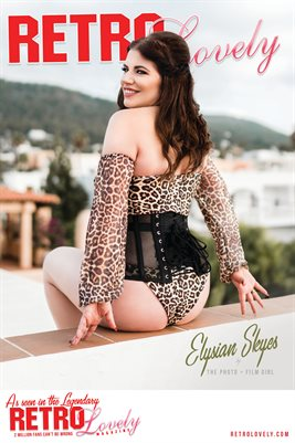 Elysian Skyes Cover Poster