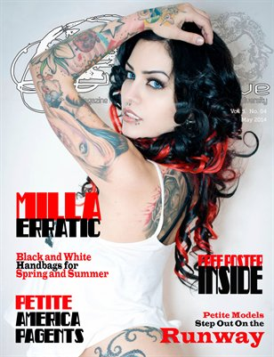 The Petite Alternative - May - 2014