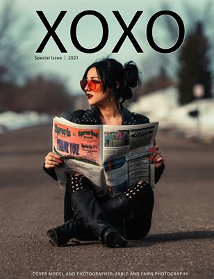 XOXO SPECIAL ISSUE - APRIL 2021