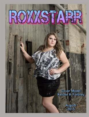 RoxxStarr Aug. 2015