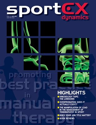 sportEX dynamics: April 2012 (Issue 32)