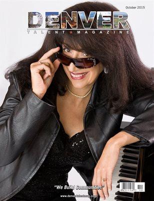 Denver Talent Magazine October 2015 Edition