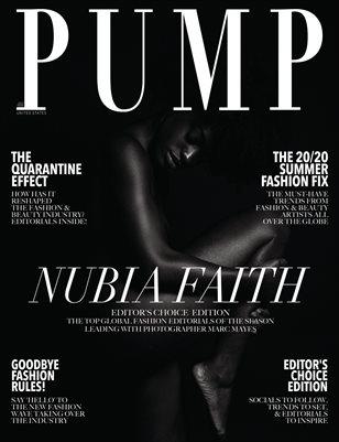 PUMP Magazine | July 2020 | Editor's Choice | Vol.1