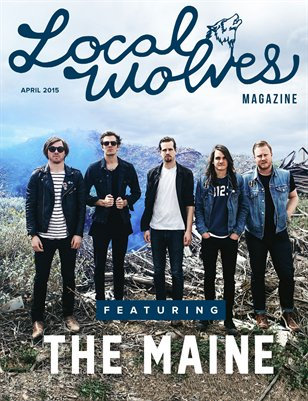LOCAL WOLVES // ISSUE 24 - THE MAINE