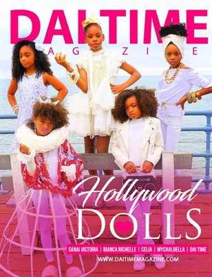 Dai Time Magazine Hollywood Dolls