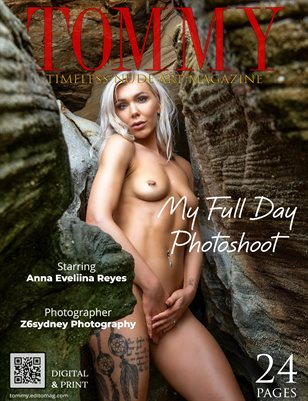 Anna Eveliina Reyes - My full day photoshoot - Z6sydney Photography