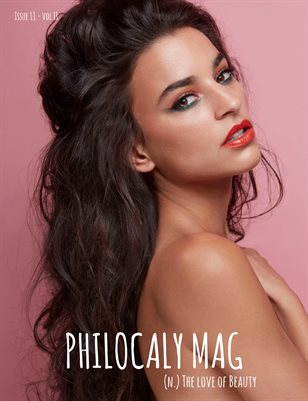 Philocaly Mag- Pink Issue Vol. II