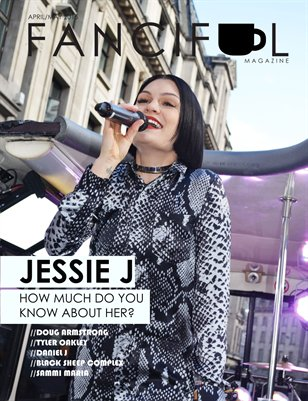 APRIL/MAY - JESSIE J