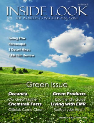 Third Annual Green Issue - Vol 3, Issue 2