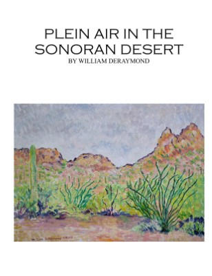 Plein Air-Sonoran Desert