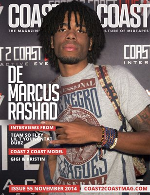 Coast 2 Coast Magazine Issue #55
